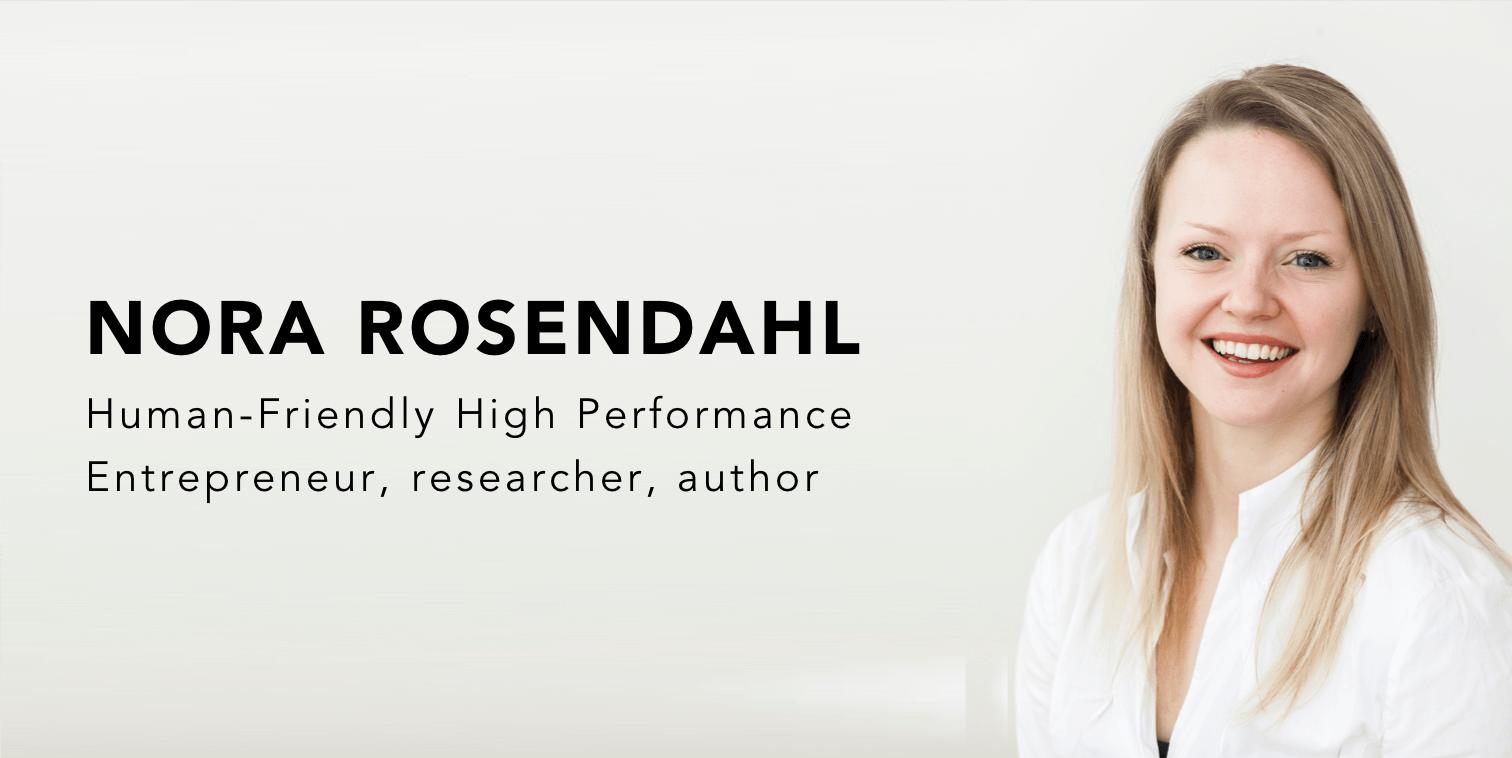 Nora Rosendahl Banneri