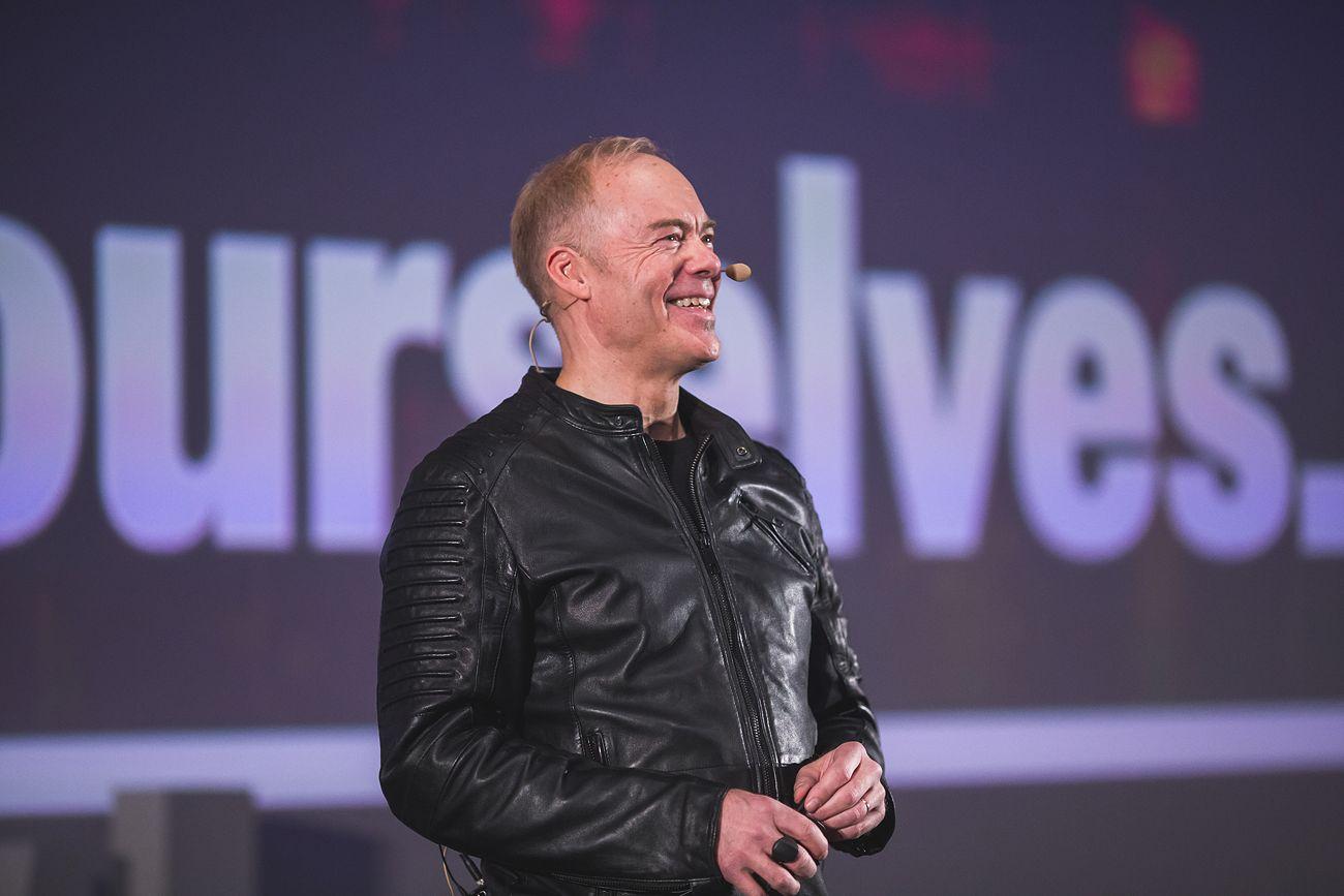 Pauli Aalto-Setälä keynote speech