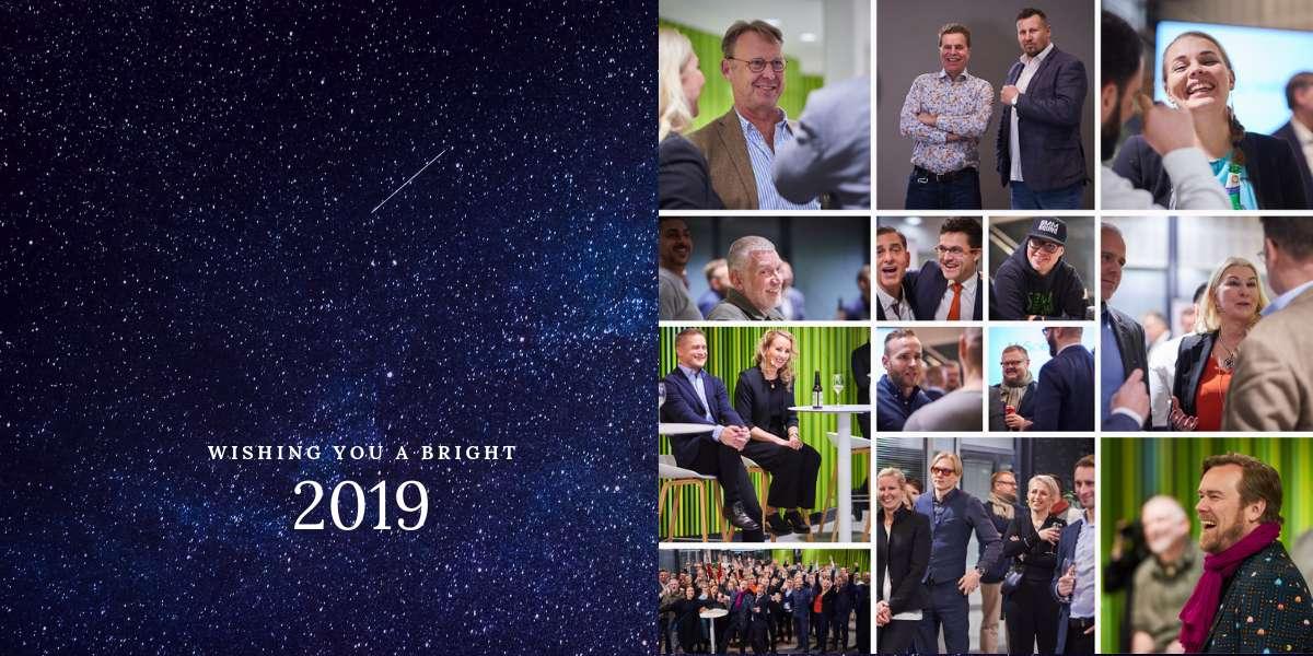 Kiitos 2018 Thank you 2018