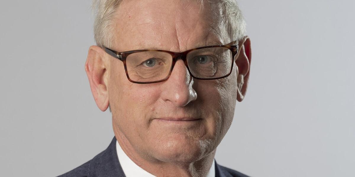 Carl Bildt Banner