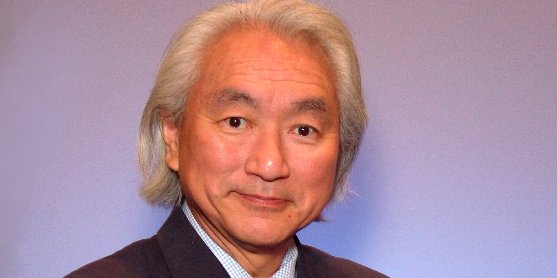 Michio Kaku Banner photo