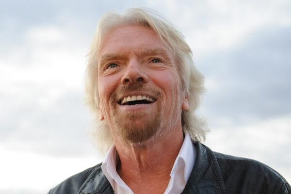 Richard Branson Profile Picture