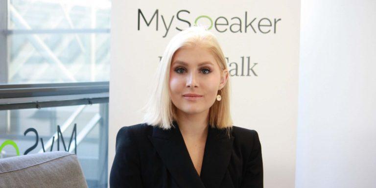 Sonja Kuusela vahvistamaan MySpeakerin myyntitiimiä