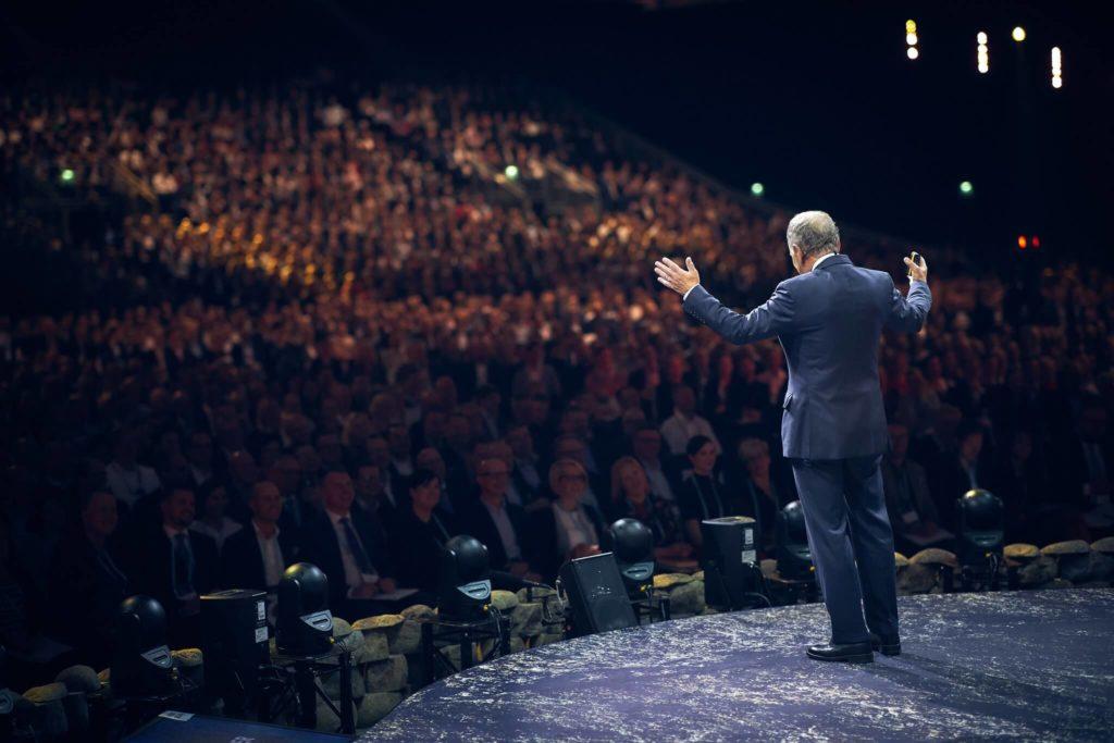 Nordic Business Forum invests in Speaker Contest