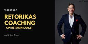 Retorikas Coaching