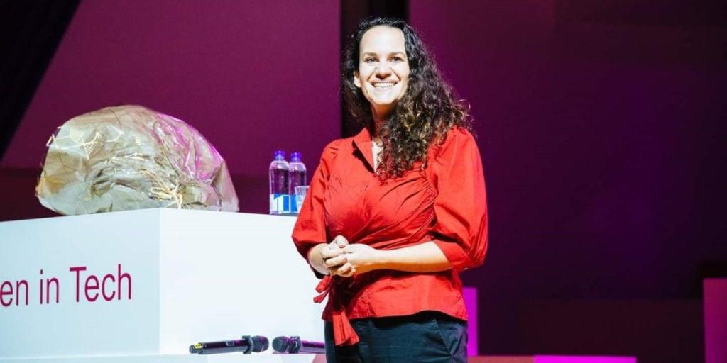 Galith (Sarah) Nadbornik - Women in Tech