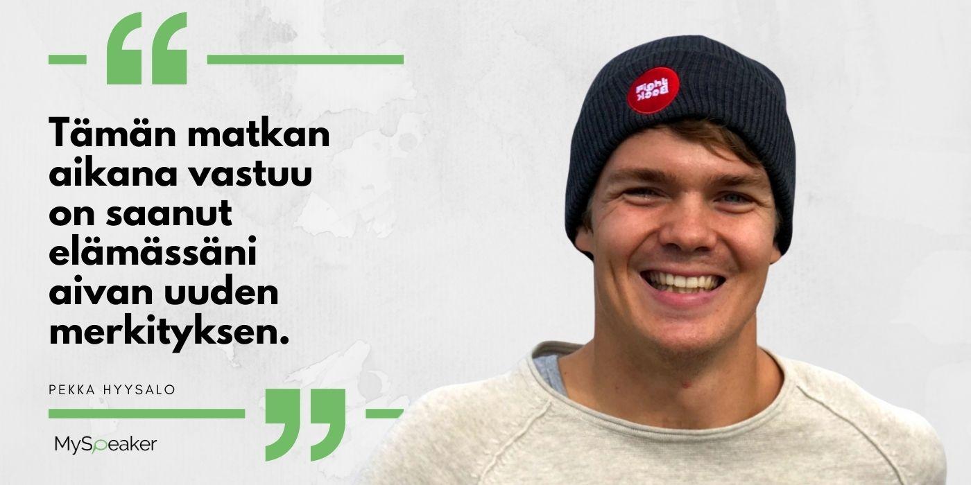 Pekka Hyysalo Onnettomuus Video