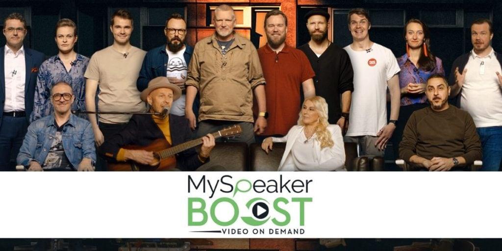 MySpeaker Boost