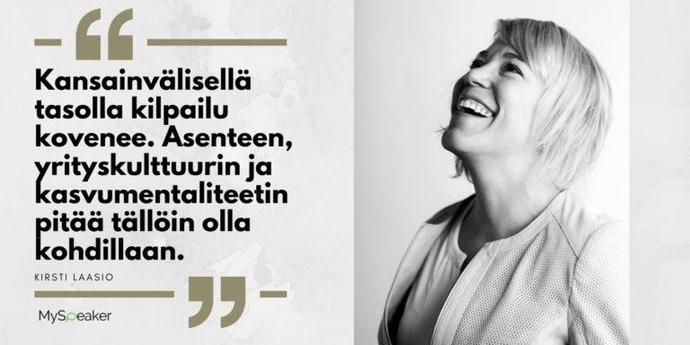 Kirsti Laasio