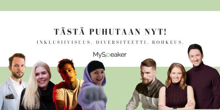 Uudet puhujat