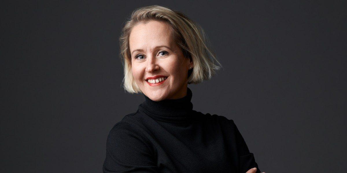 Camilla Tuominen banneri