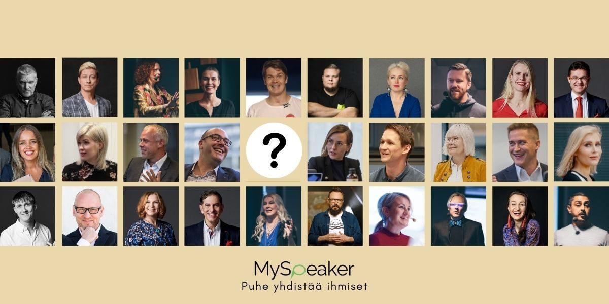 MySpeaker