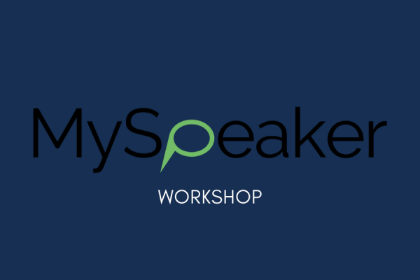 MySpeakerworkshop