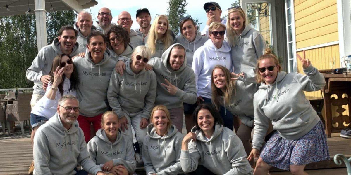 MySpeaker Team